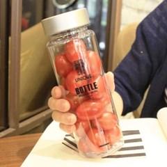유니크 메탈캡 보틀 (BPA Free / 고급 메탈캡 / 젖병소재 트라이탄)