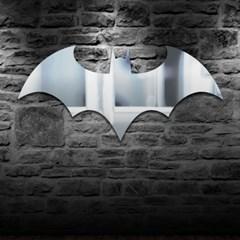 팔라돈 배트맨 로고 거울 PP2619BM