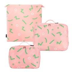 [오그램] 오그램 트래블백-핑크