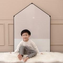 [맘스보드]제제하우스애드블랙 보드 M /유아 자석 칠판 화이트