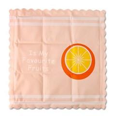 인디고샵 제일 좋아하는 오렌지 쿨방석