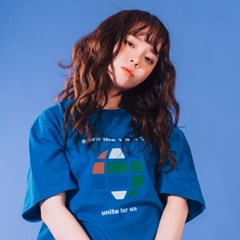 SAVE THE 1993 TEE_BLUE