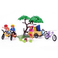 플레이모빌 여름캠프 시리즈 자전거여행(6890)_(12035826)