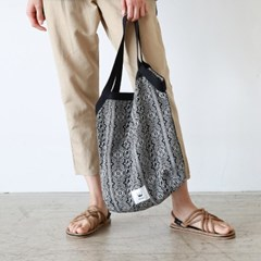 Jacquard pattern bag