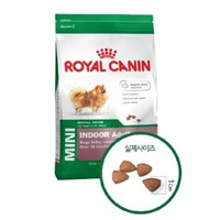 로얄캐닌 독 미니 인도어 어덜트 1.5kg(소형견,성견)