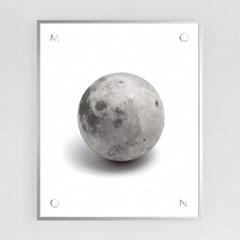 달[알루미늄 메탈 액자/4컬러]_(1596339)