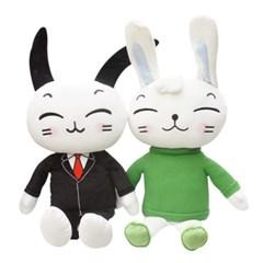 [예약판매+사은품] [수상한토끼] 어쭈토끼 특대 (90cm)