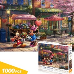 [1000조각 직소퍼즐]미키마우스-킨케이드(BE SPO-018)_(958285)