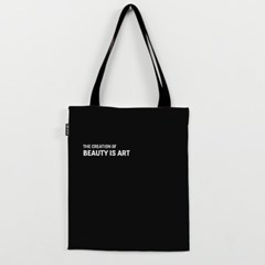 Life is art 에코백 by 체리시(226614)