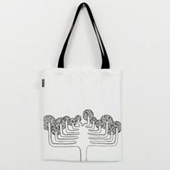 나무 에코백 by 자홍(84414)