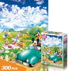 [300조각 유아동 직소퍼즐]미키의 피크닉(300-26)_(958503)