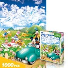 [1000조각 직소퍼즐]미키의 피크닉(10-374)_(958501)