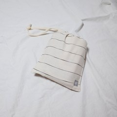 wuseoul(더블유서울) [pin stripe] 피크닉매트_아이보리