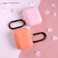 [엘라고] 에어팟 실리콘 행 케이스(1,2공용)
