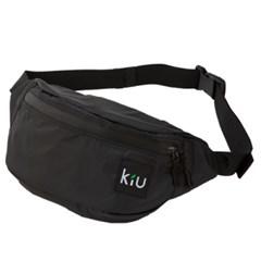 [kiu] Black (K51-900) 워터프루프 바디백