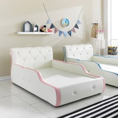 필우드가구 에일린 투톤 아동 침대