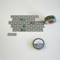Masking Tape [Grey Brick]