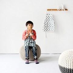 마켓비 NIMAL 어린이용 앞치마 40x52