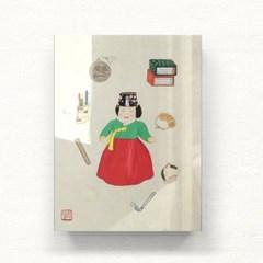 돌잡이도-여자아이 아크릴 액자by하얀달(333588)