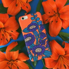 tangerine bouquet case