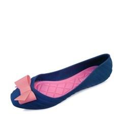 kami et muse Ribbon jelly flat shoes_KM17s270