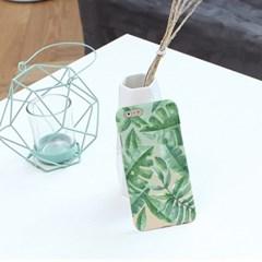 NBH-0067 트로피컬 leaves 연&옐 하드케이스