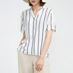 vertical line blouse_(633178)