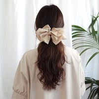 Lovery ribbon hairpin(2colors)
