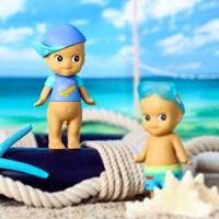 소니엔젤 미니피규어_2017 Summer Vacation series (랜덤)
