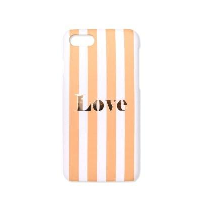 LOVE_stripe / Yellow