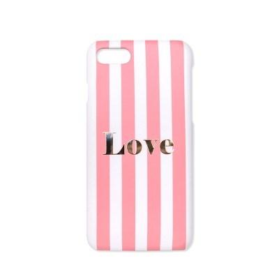 LOVE_stripe / Pink