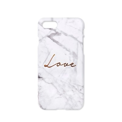 Marble_LOVE / White