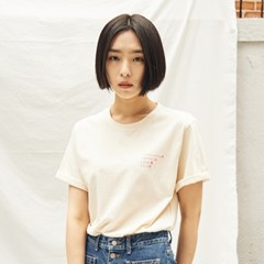 Oversize Fit Font Tee(IV)