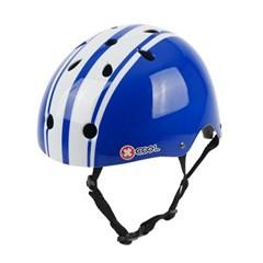 줄라이카 유아 아동 헬멧 어반스타일 레이싱 블루