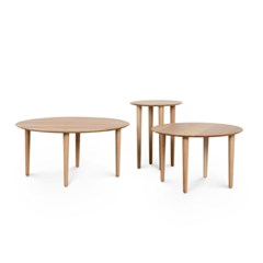 Wood Low Table 02