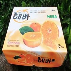효돈 하우스감귤 3kg(선물용) 생산자 산지직송!!