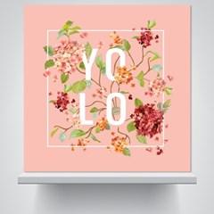 YOLO life - 감성사진 폼보드 액자