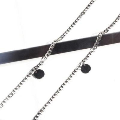 basic surgical steel anklebracelet Ⅲ