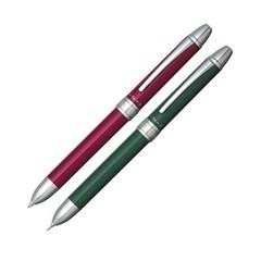 플래티넘 럭키(LUCKY) 멀티펜(0.5mm샤프+흑,적볼펜)
