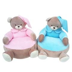 [베이비캠프]유아용 곰돌이 쿠션 소파