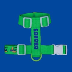 H - 24H HARNESS ( NEON GREEN )