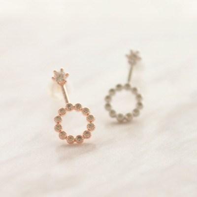 Pure Shine earring