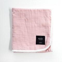 [키미티즈] 썸머스노우 블랭킷 (핑크)