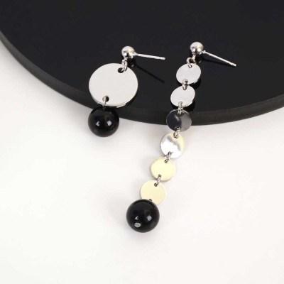 B.B earrings