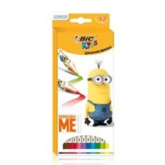 빅 미니언 색연필 12색세트
