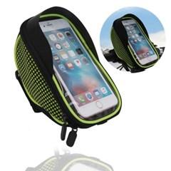 자전거 거치형 스포츠가방(스마트폰전용)