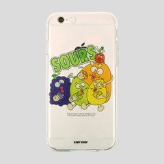 Fruit super sours-(젤리)