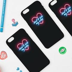 [테마케이스+레터링] Neon Heart_(1420320)