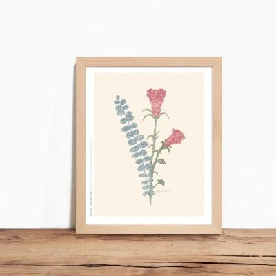 인테리어액자 Wild flower 03