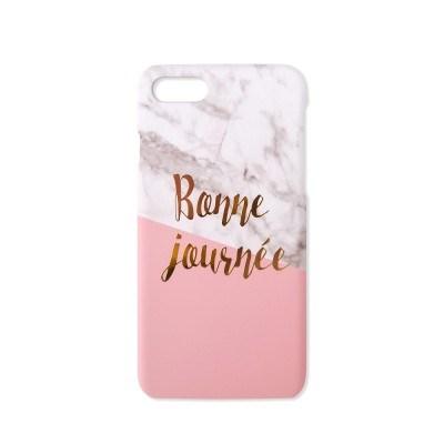 Marble coloration_Bonne journee / Pink